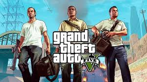 From left to right, (Trevor, Franklin, and Micheal)