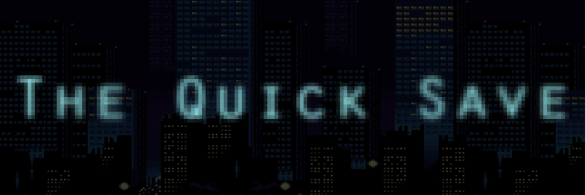 The Quick Save logo